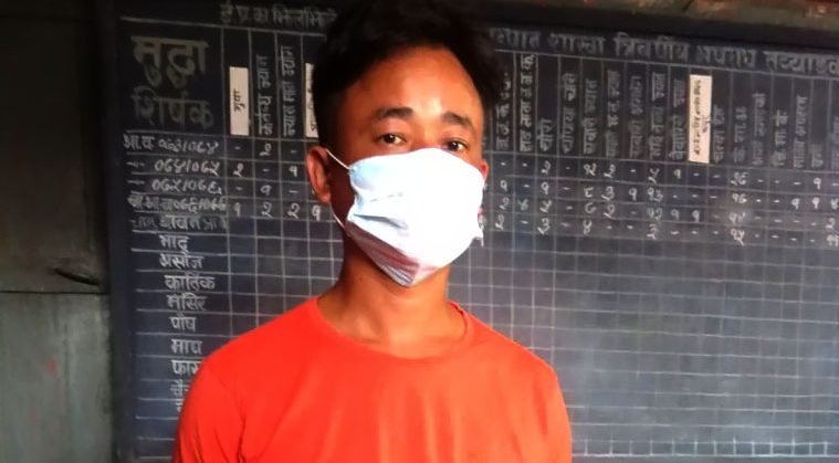 माेटरसाइकलमा राखी पछाडिबाट घांटी रेटी हत्या (गोमनसिंह हत्या प्रकरण)
