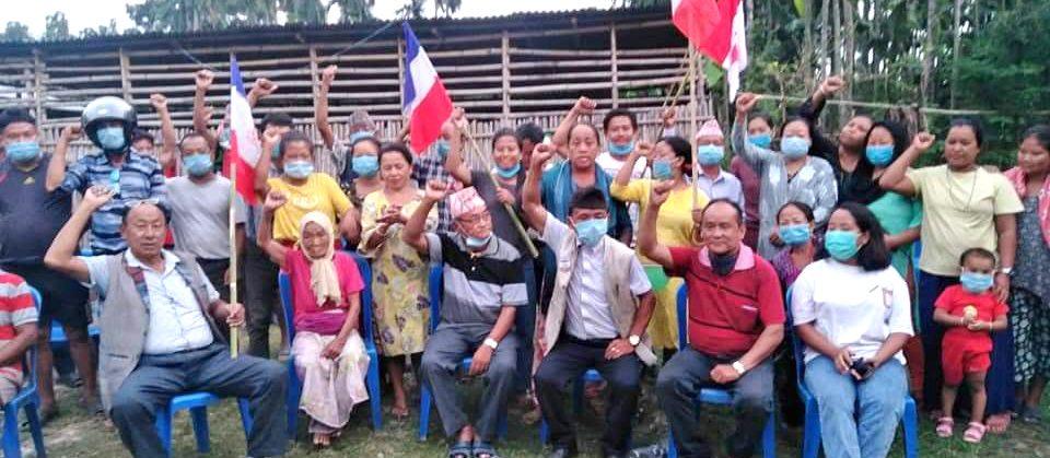 लिम्बुवान नौ जिल्लामा सक्रिय हुँदै, आन्दोलनको रुपमा क्रियासिल सदस्य बाढ्दै
