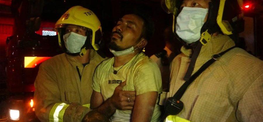 हङकङकाे नेपाली रेष्टुरेन्टमा आगलागी, ९ वर्षीय बालक सहित ७ जनाको मृत्यु