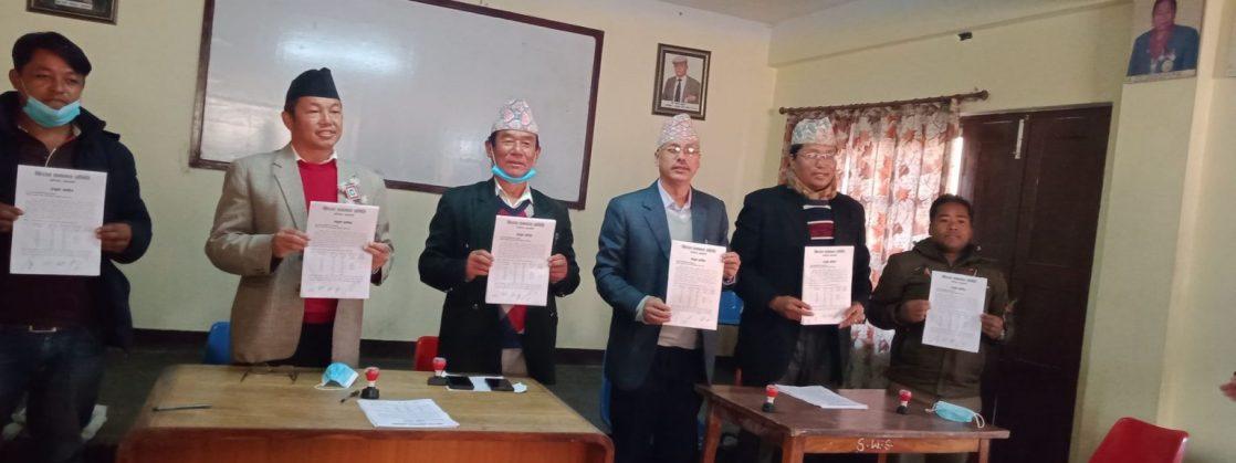 किरातजन्य आठ संस्थाहरूले जनगणनामा 'किरात धर्म' लेख्न गरे संयुक्त अपिल