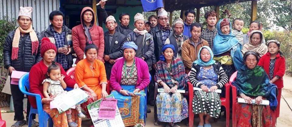 देउमाई ५ मा युमा साम्यो महासभा समिति गठन