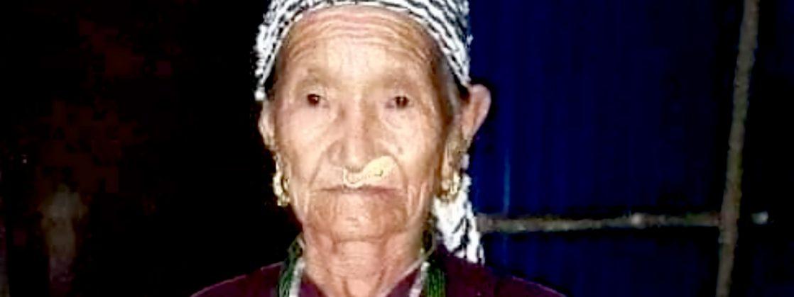 कलाकार तथा रंगकर्मी राजकुमार आङ्देम्बे मातृशोकमा