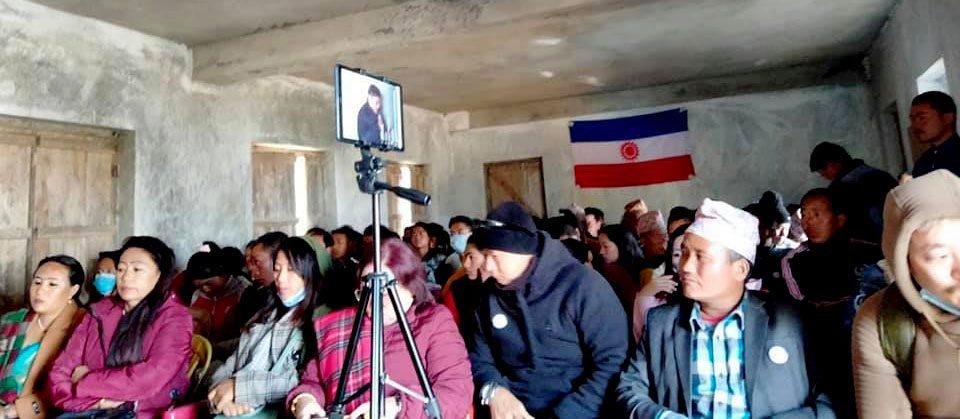 संघीय मञ्च मेचीकाली अभियानमा निरन्तर अघि बढ्दै, लिम्बुवानमा संगठन विस्तार र प्रशिक्षण तिब्र पार्दै