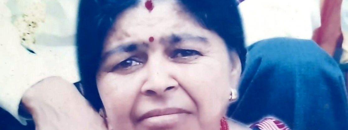 झापाका पत्रकार दवाडी पत्नी शोकमा