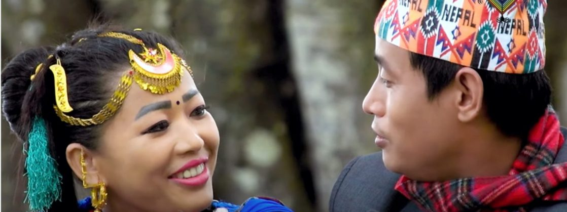 खगेन्द्र यक्सोको चलचित्र 'लाम्देङमा'को प्रोमो सार्वजनिक