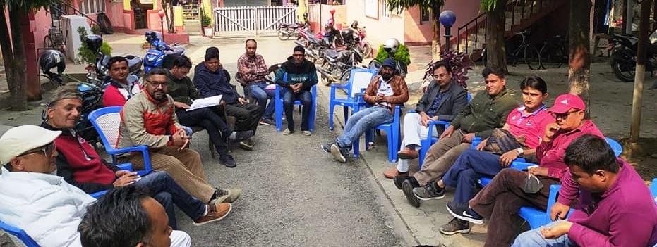 प्रेस संगठन झापाको चुनावी अभियान शुरुभएको घोषणा
