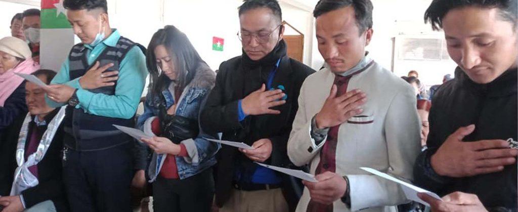 जसपाको लिम्बुवान राष्ट्रिय सम्पर्क समिति काठमाडौं समायोजन, अध्यक्षमा टेक लावती