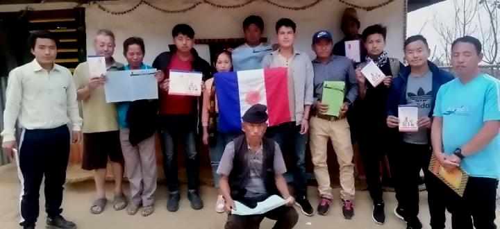 हाङ्पाङमा लिम्बुवान मञ्चको समिति गठन